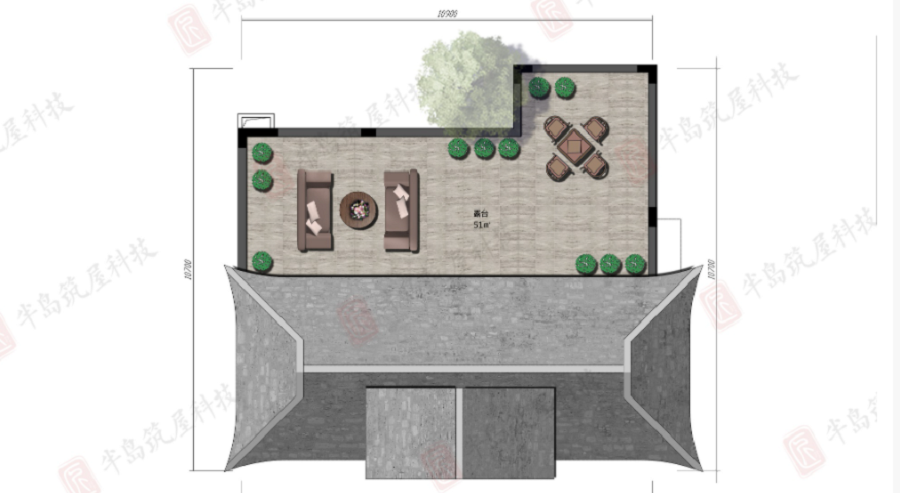 筑屋匠乡村自建新中式别墅设计——阁楼篇