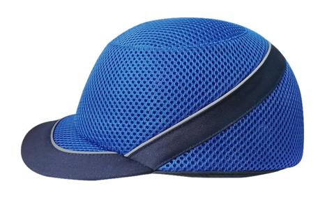 赛锐 SFT-TB010-32BL 轻型防撞帽(清爽款)-蓝色