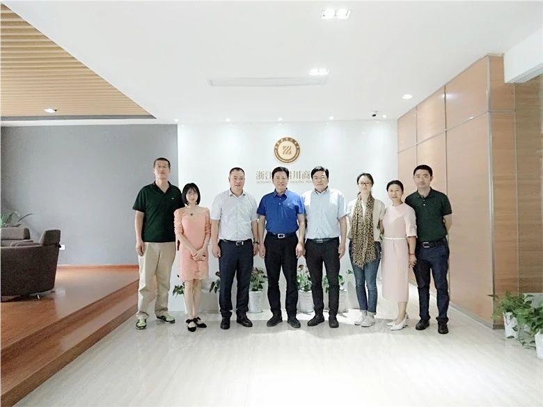 【来访】四川省人民政府驻上海办主任徐群莅临英国威廉希尔公司网址指导工作