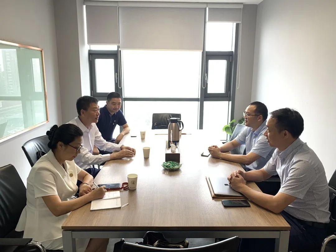 【走访会员】浙江省四川亚虎下载app常务副会长王建华走访会员企业(第八站)