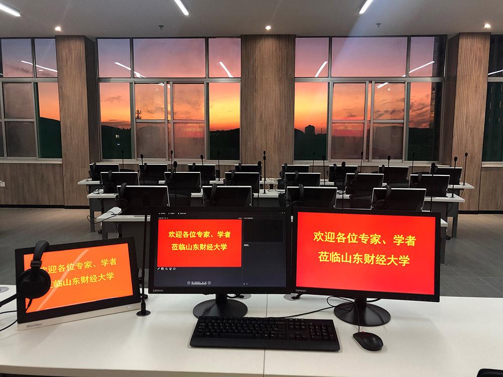 NewClass语言实验室&移动智慧教室并驾齐驱 ——东方正龙展台南京高博会精彩回顾