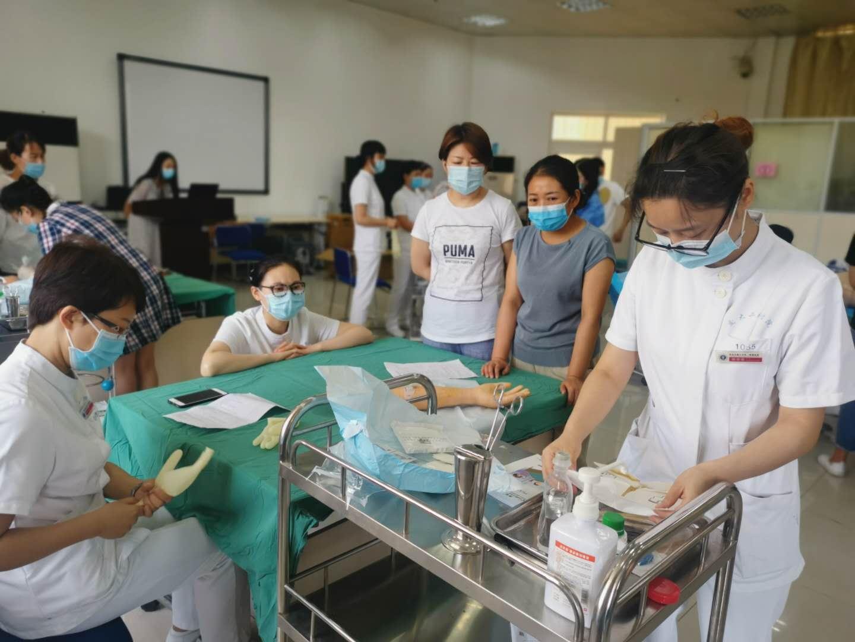 西安交通大学第二附属医院——血管通道技术(PICC Module Ⅰ)专科护理培训