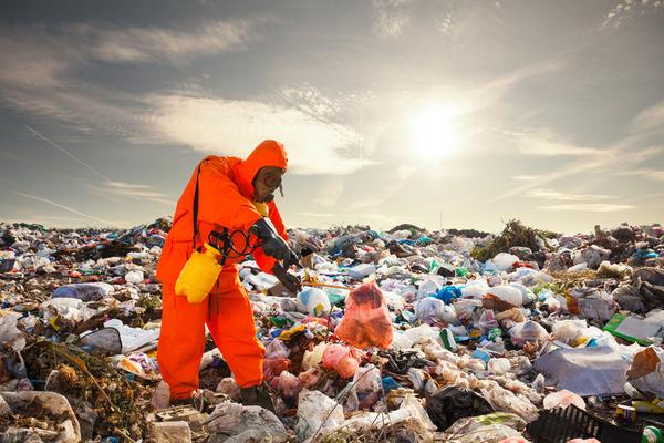 微生物除臭剂在垃圾中转站、垃圾填埋场等除臭上的应用