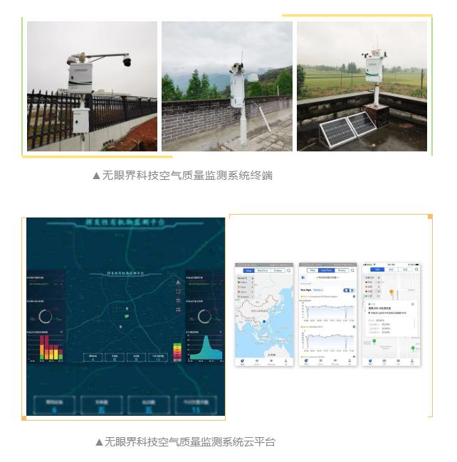无眼界空气质量监测系统:物联网技术护航蓝