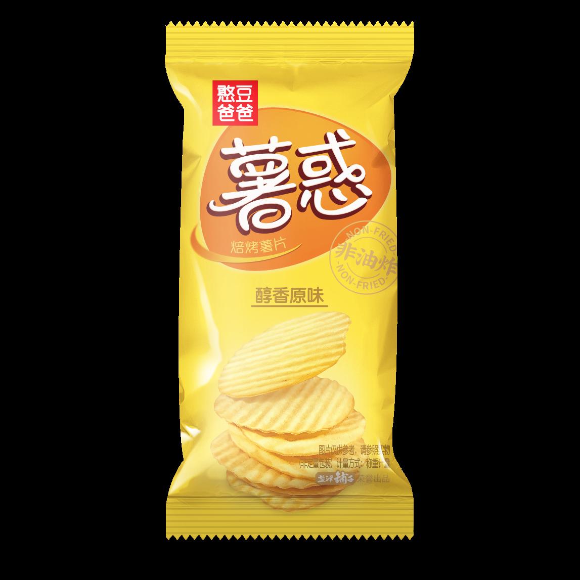 薯惑焙烤薯片(醇香原味)