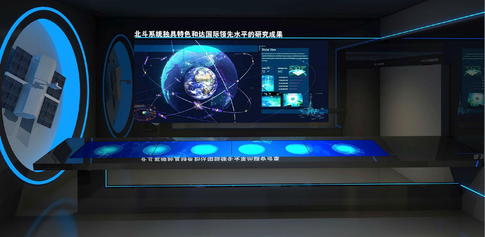 """触摸屏在展厅应用中的""""千变万化"""""""