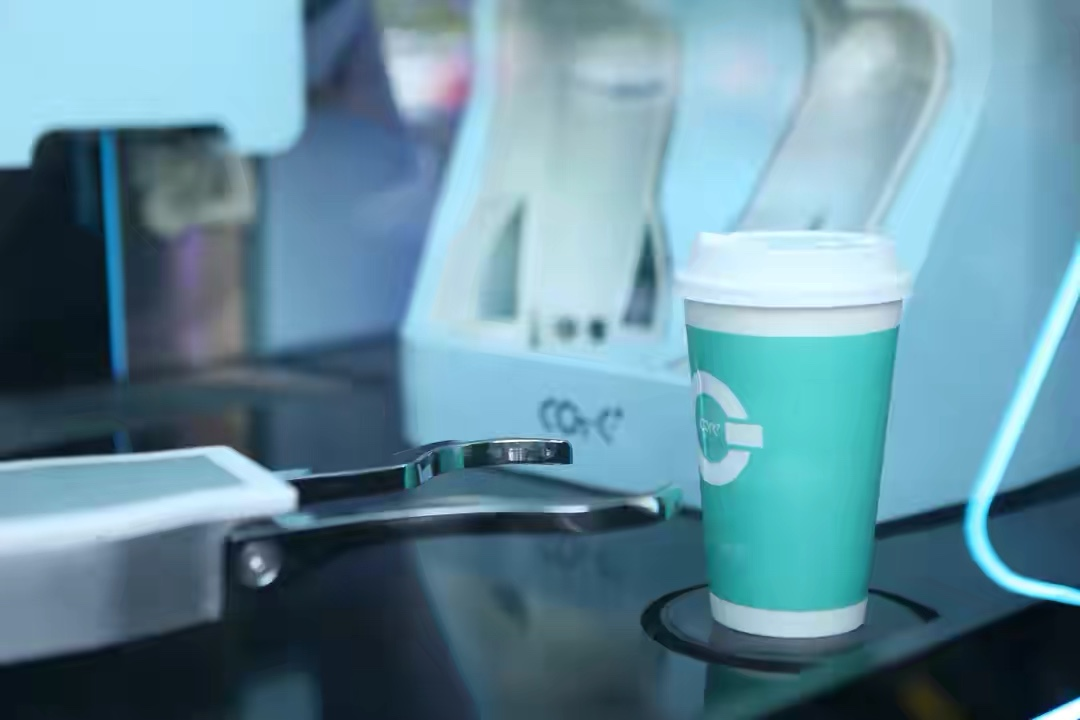 The Munich Electronics Show is Coming, COFE+ Robot Coffee Helps the Smart Sensor Industry