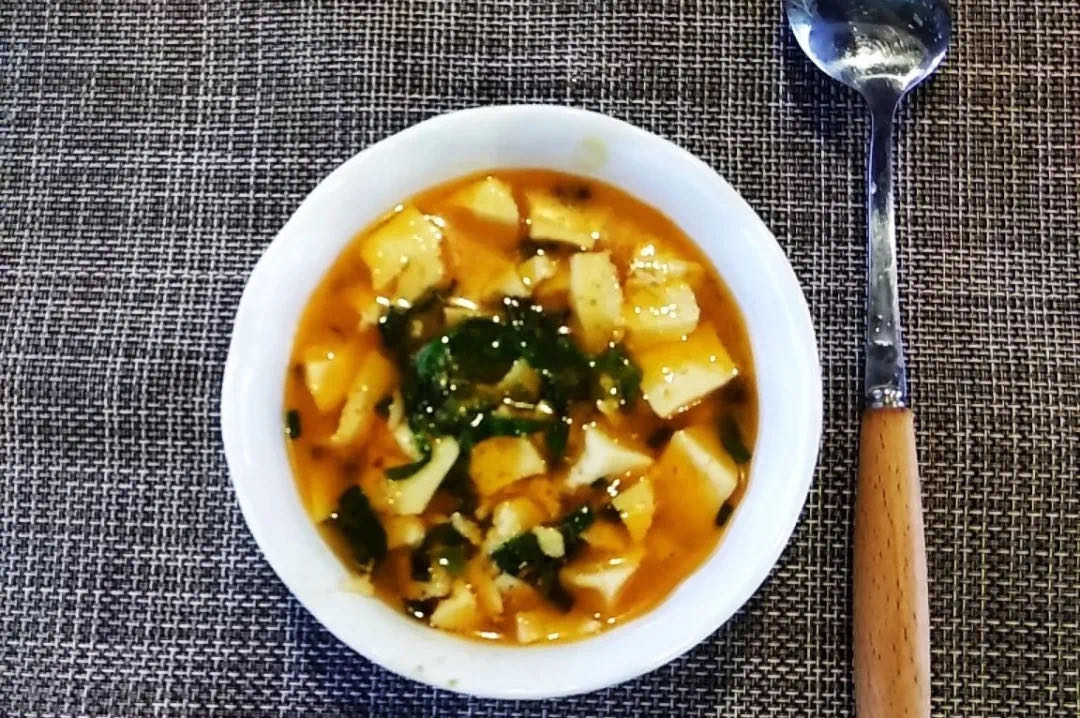 奇酮生酮食谱|西红柿疙瘩汤