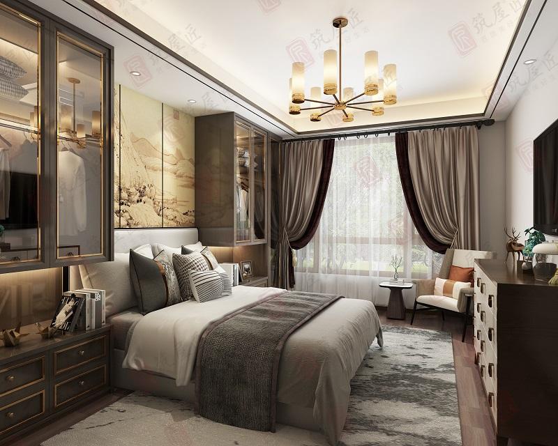 筑屋匠乡村别墅设计建造——卧室篇