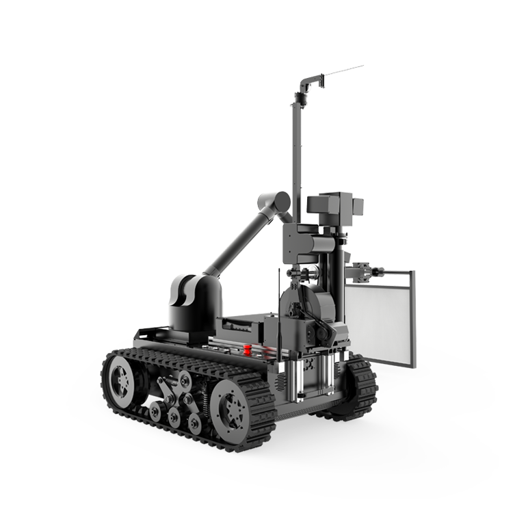 X-ray EOD detection robot Tracker IIIX