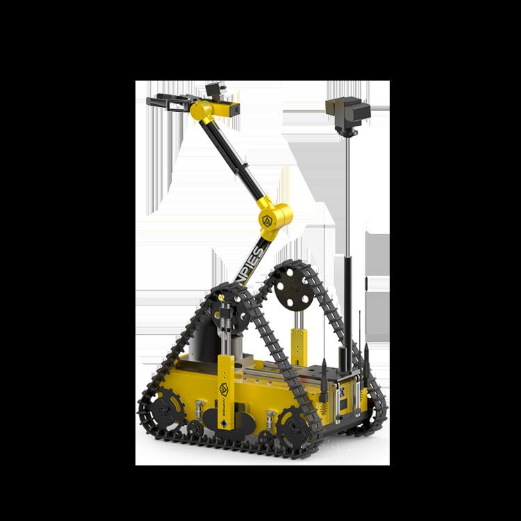 Long-track EOD Robot Tracker IIIL