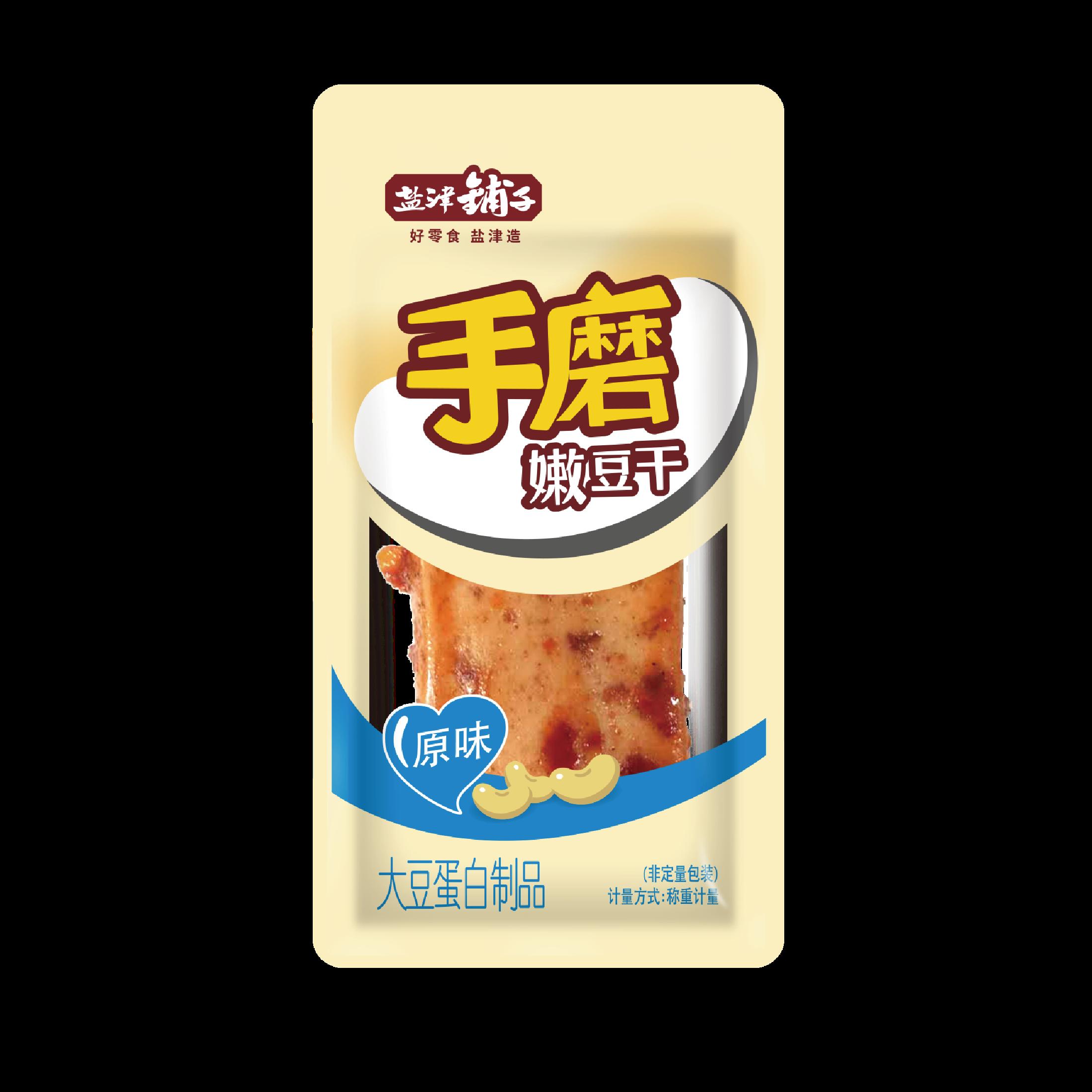 手磨嫩豆干-原味