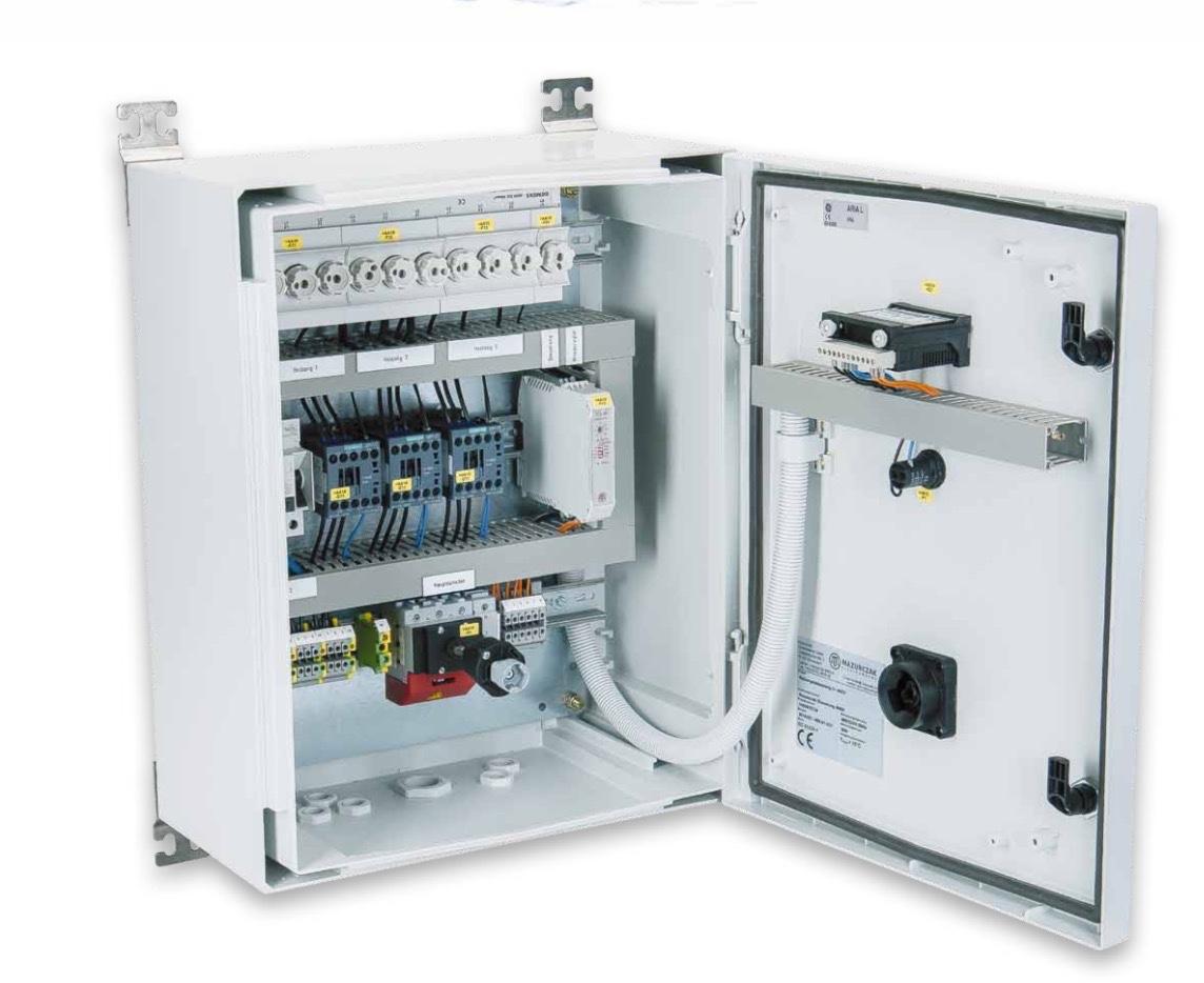 Heating Temperature Controller System