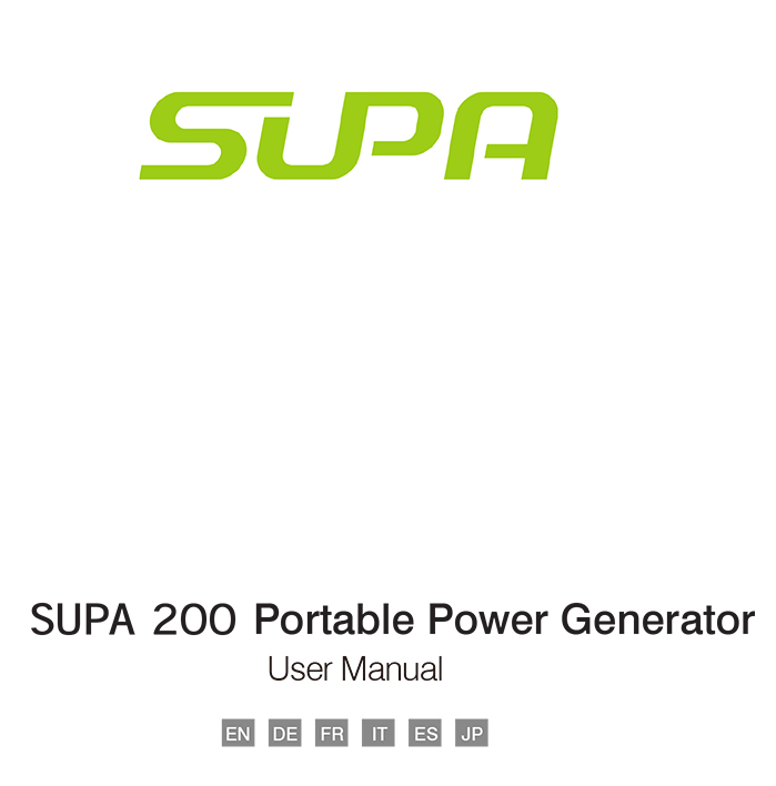 SUPA 200