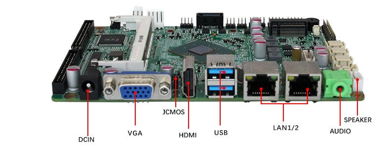 GM-S1900嵌入式主板