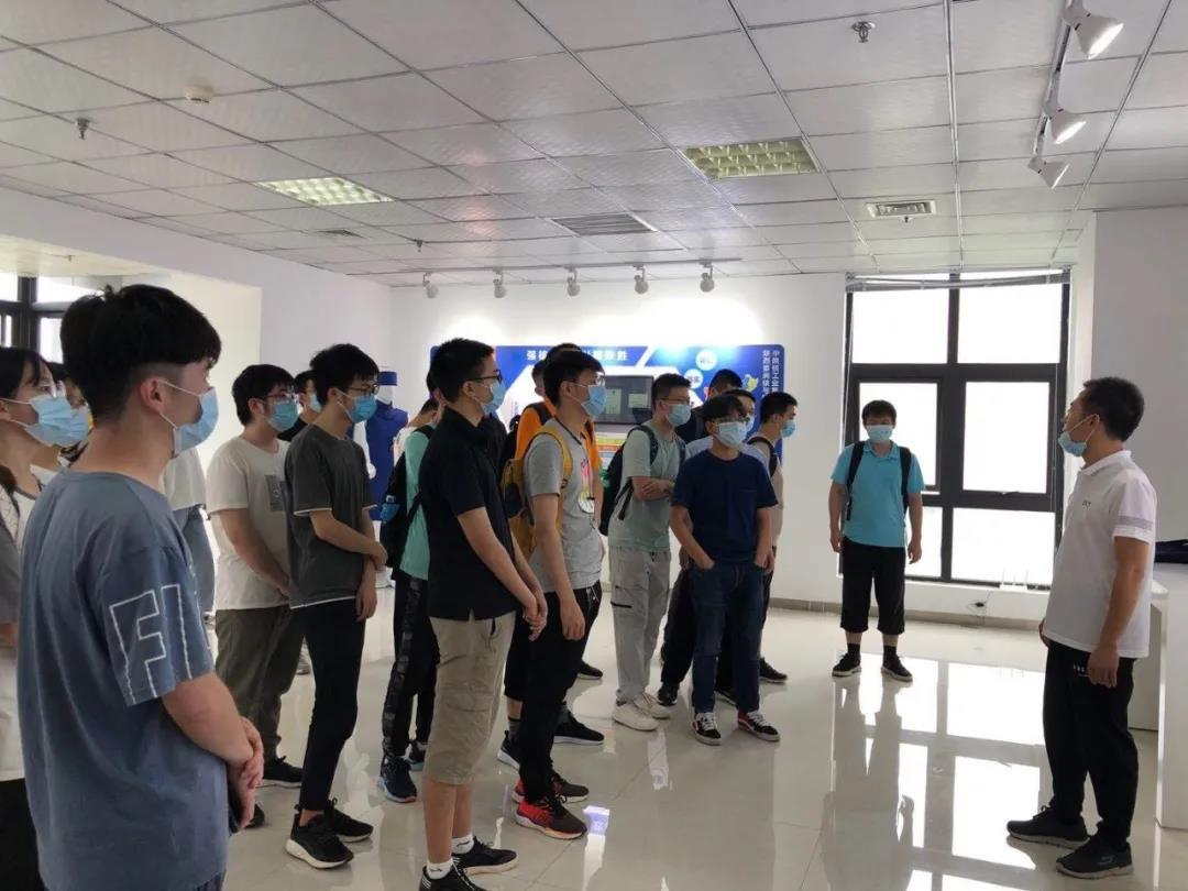 基层动态 | 秦洲公司中标召开实验室开放日活动