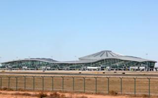 鄂尔多斯金霍洛机场