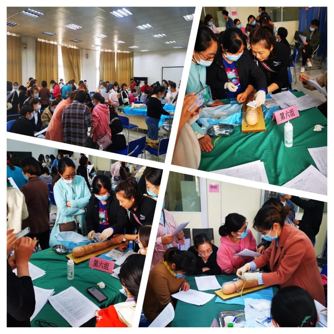 陕西省第十三期血管通道技术专科护理培训班成功举办