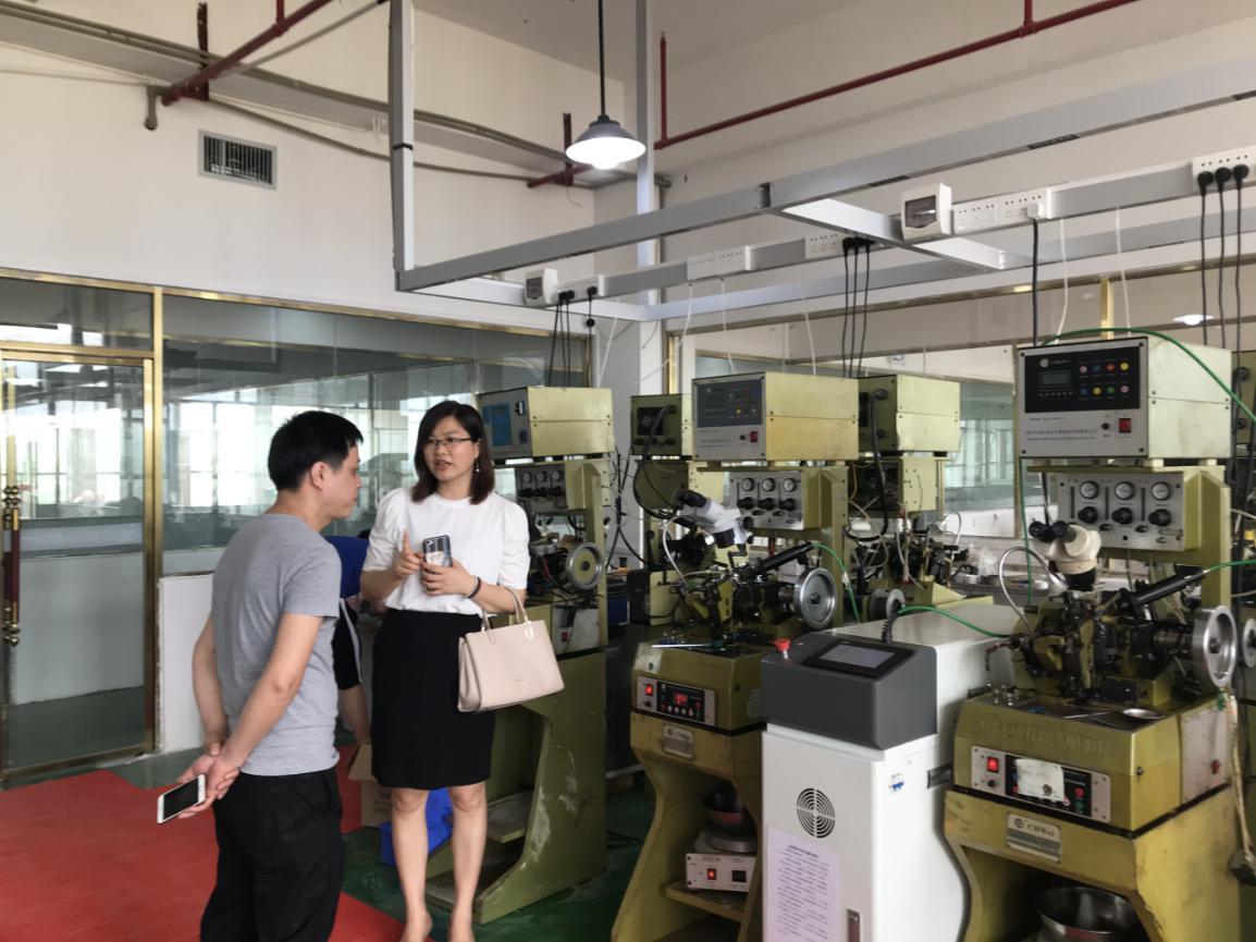 构建从生产到展厅一站式服务 广西黄金珠宝产业园再次迎来大湾区珠宝企业考察团
