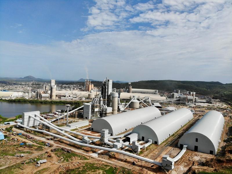 DANGOTE集團尼日利亞Obajana5 6000t/d水泥生產線施工總承包項目
