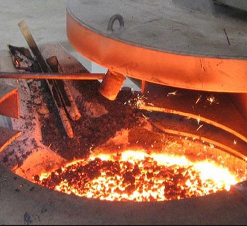 中频电炉炉衬材料