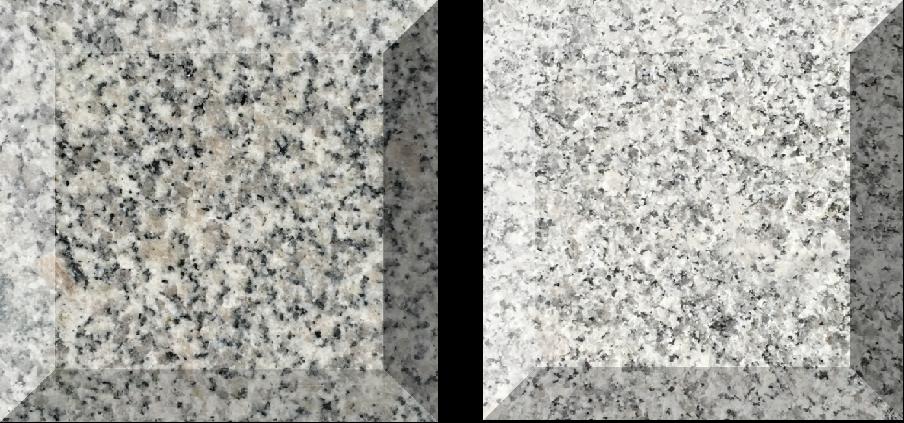 芝麻白花岗岩和芝麻灰的区别?