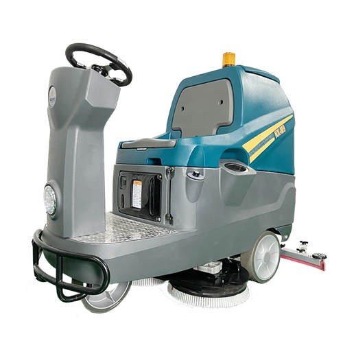 NX-M9驾驶式洗地机