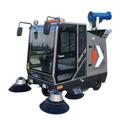 NS-2300Ⅲ全封闭驾驶式扫地机