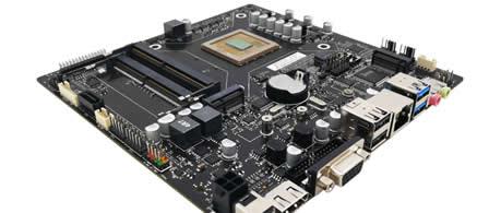 厦门教育展上的国产CPU方案