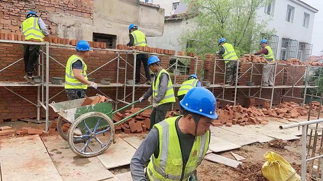 筑屋匠乡村别墅设计建造——工程篇