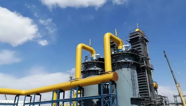 新疆600万吨低阶煤分质利用项目进展