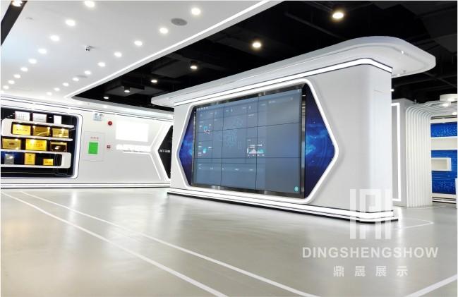 南凌科技技术运营中心展厅