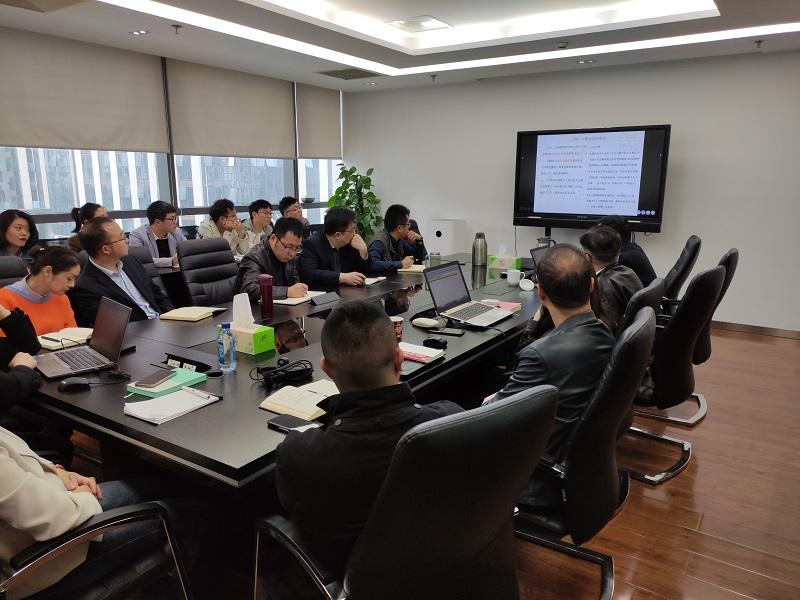 看外面风景,理内部摆设 ——40081122云顶组织开展企业规范化管理知识培训