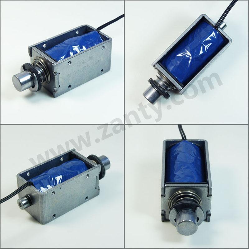 SDO-1253S系列电磁铁 工业自动化设备推拉电磁铁