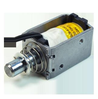 电磁铁SDO-1043L系列 电力系统漏电保护开关用推拉电磁铁