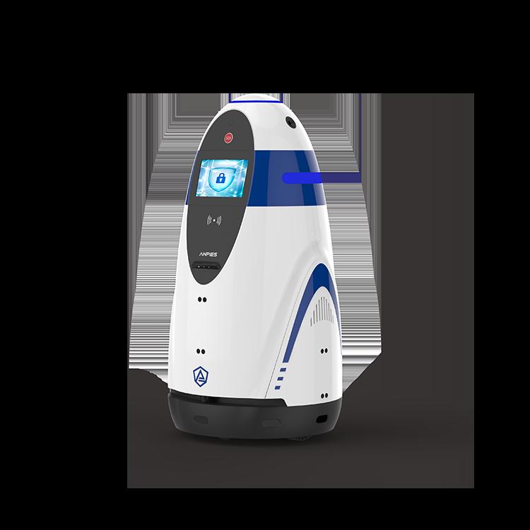 Intelligent inspection robot