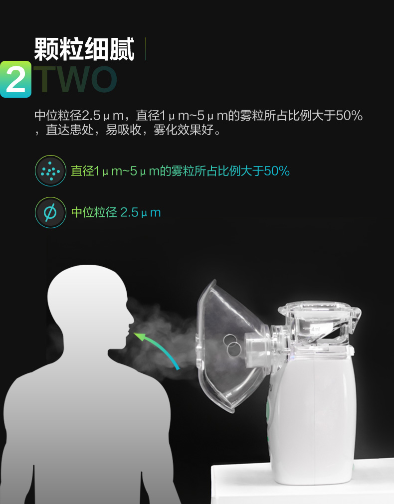 佳和Ⅱ雾化器