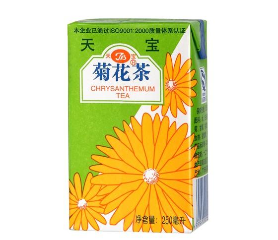 天宝菊花茶