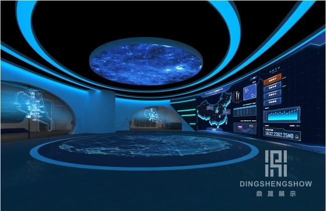 大湾区未来网络展厅