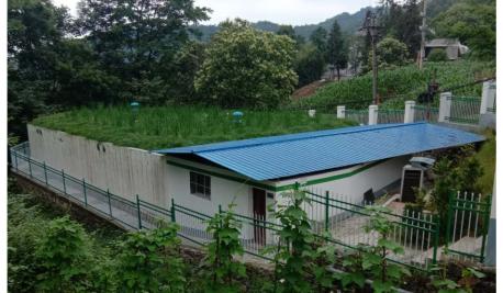 """复合腐殖填料生物滤池技术(MHF技术)——村镇生活污水处理问题的""""破题之法"""""""