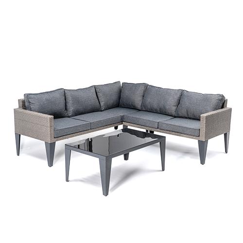 3 pieces rattan corner sofa set / 3 части ротанг углу диван набор