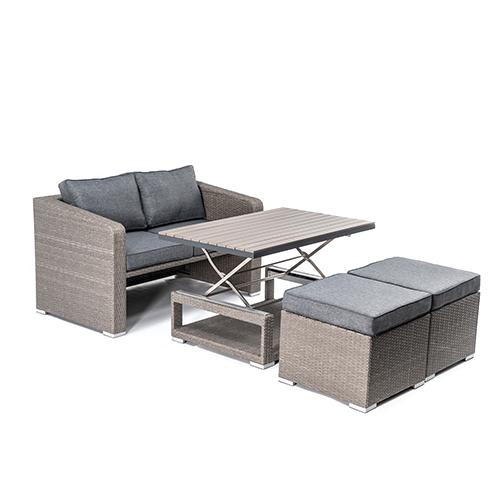4 pieces rattan sofa set / 4 части ротанга диван набор