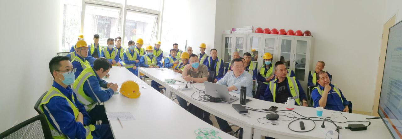 项目培训 | 山东省肿瘤医院质子安装项目培训