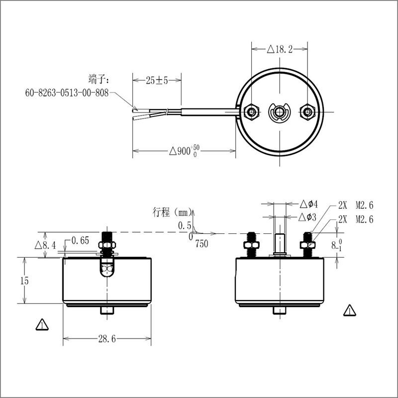 SDT-2915S高频脉冲电磁铁