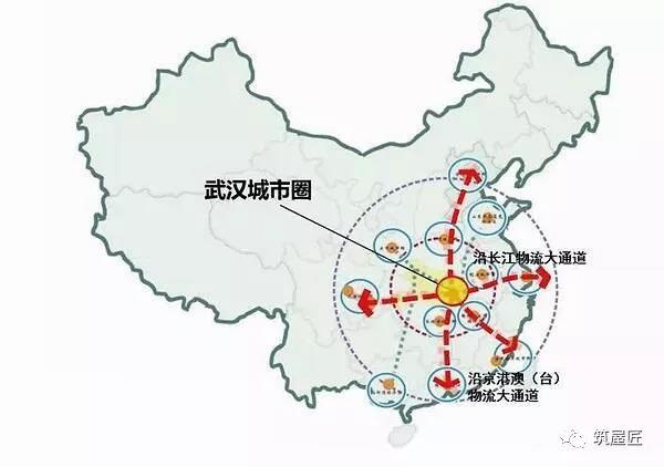 大武汉同城时代启幕,及早回乡建别墅的都赚了