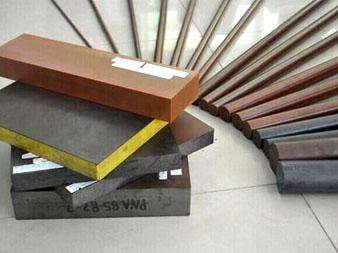 VESPEL机加工和热固性材料