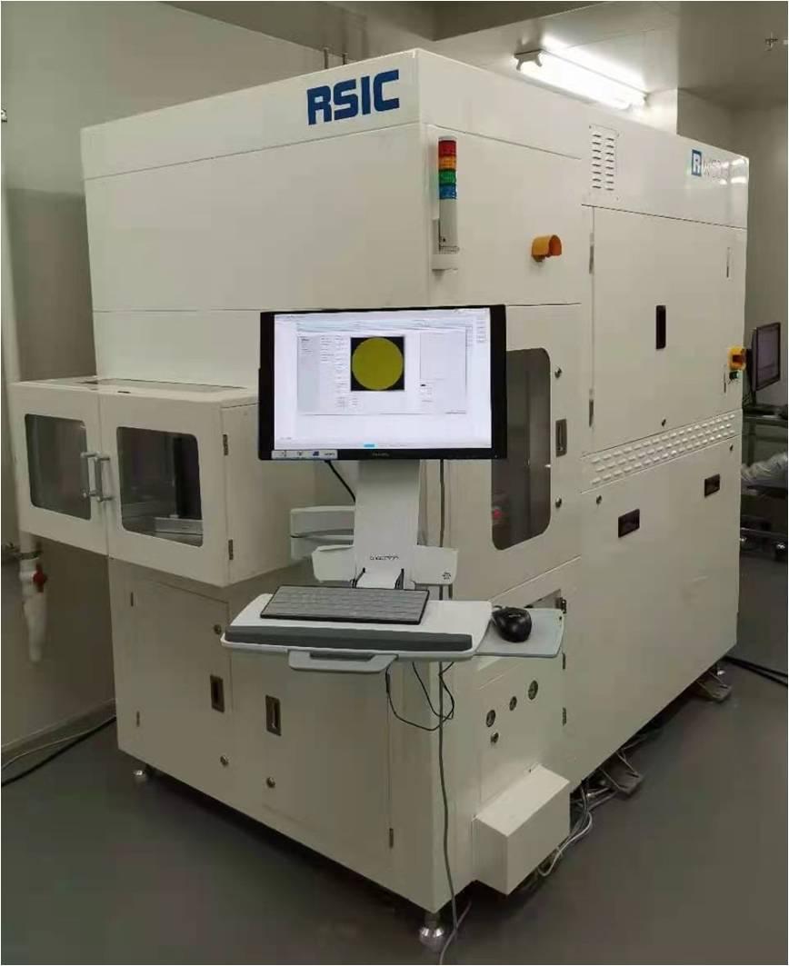 睿励首台自主研发的光学缺陷检测设备出货