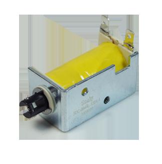 电磁铁SDC-0844L系列 自动贩卖机小型框架推拉电磁铁