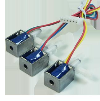 电磁阀SDF-051923 医疗康复按摩设备 食物包装封口机用小型电磁气阀