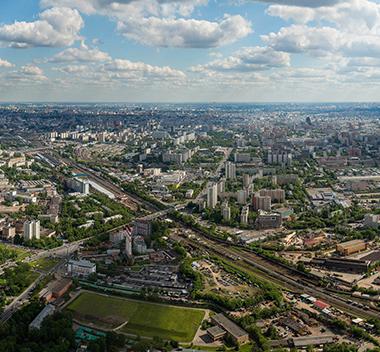 城市风景3d贴图